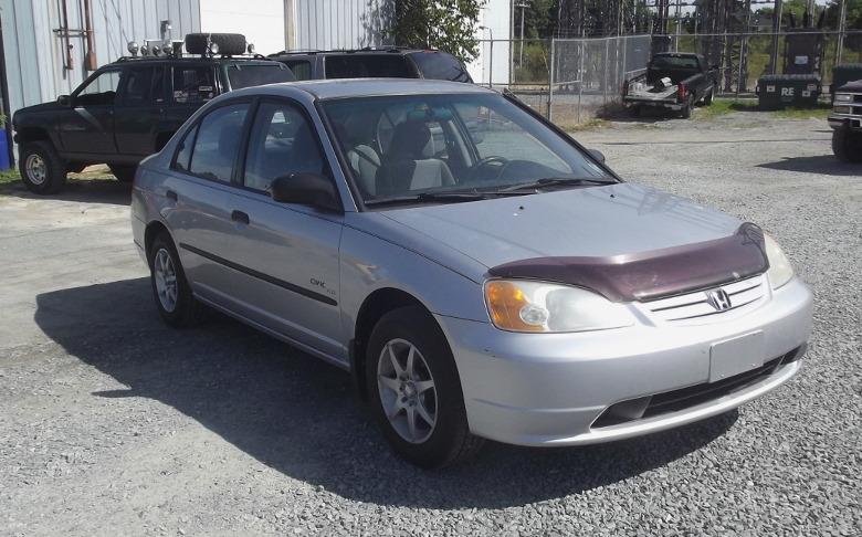 2  3 Honda Civic Dx